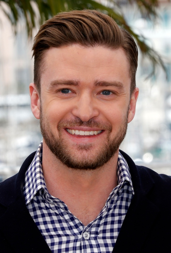 Cast member Justin Timberlake poses during a photocall for the film 'Inside Llewyn Davis' at the 66th Cannes Film Festival